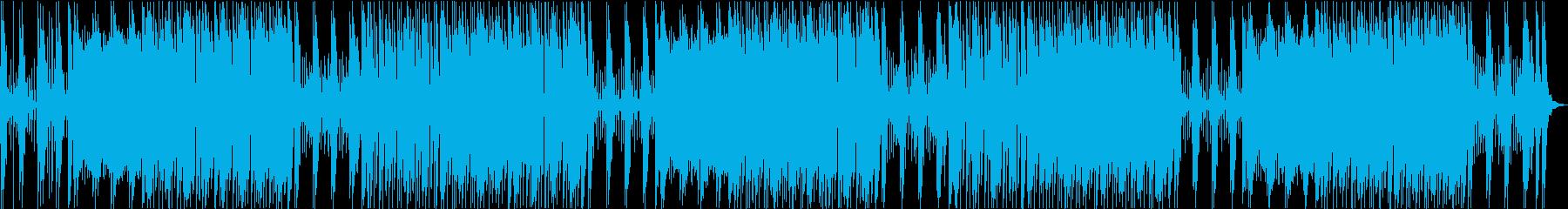 レゲトン ラップ 不思議 奇妙 ベ...の再生済みの波形
