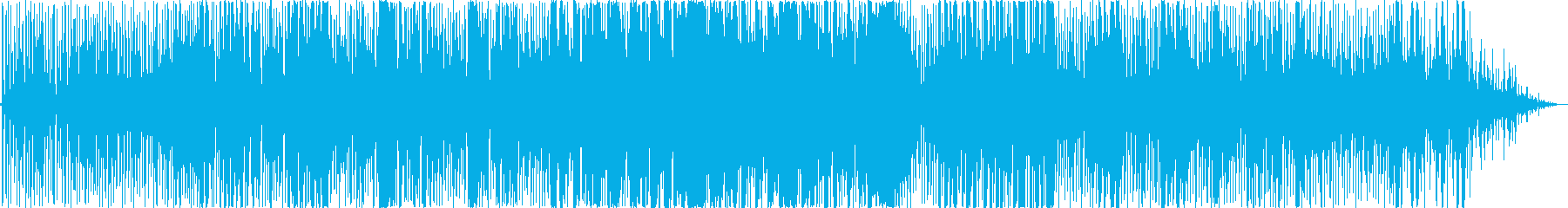 電子。アルペジエーターとシーケンサーの再生済みの波形