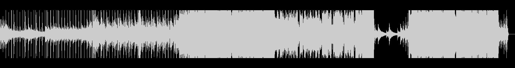 「切ないクリスマスbgm」の未再生の波形