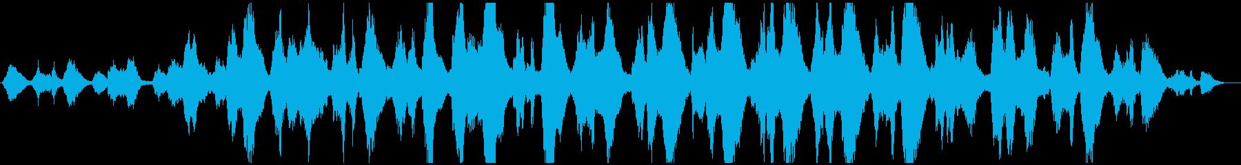 アンビエント。海底エリア。の再生済みの波形