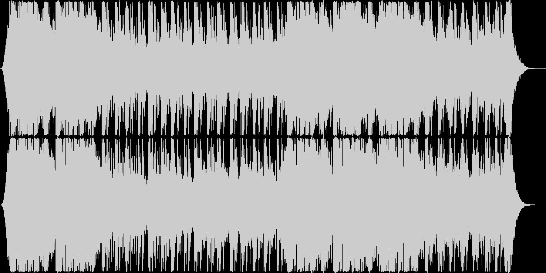パンチの効いたオープニング/映画・ゲームの未再生の波形