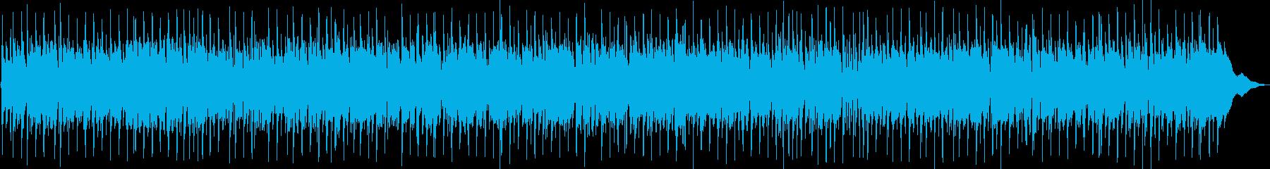 勇気づけられるニューオリンズブギの再生済みの波形