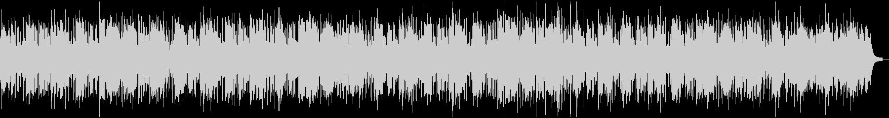 シンプルなピアノデュオ・カクテルジャズの未再生の波形