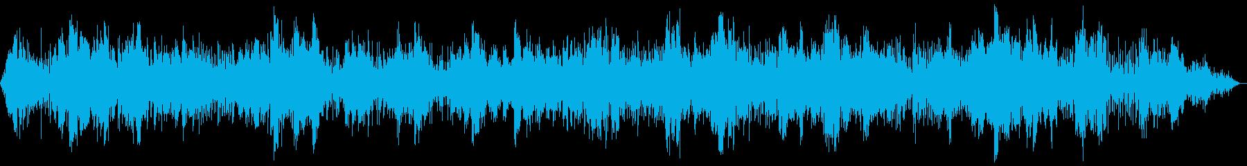 どっしりとしたIDM~エレクトロニカの再生済みの波形