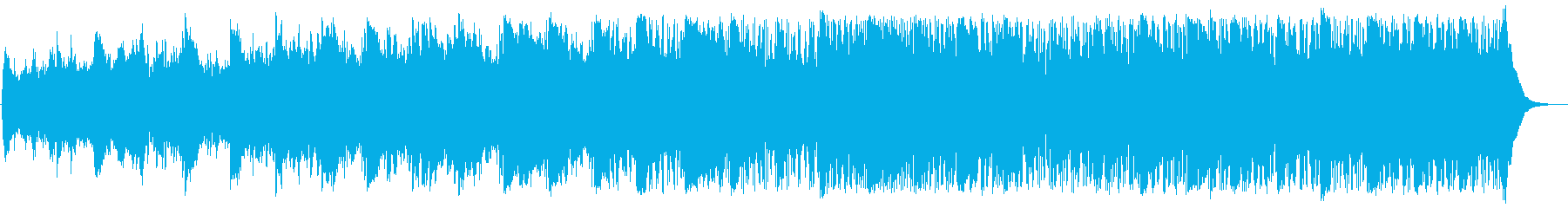 ポップ テクノ 代替案 ほのぼの ...の再生済みの波形