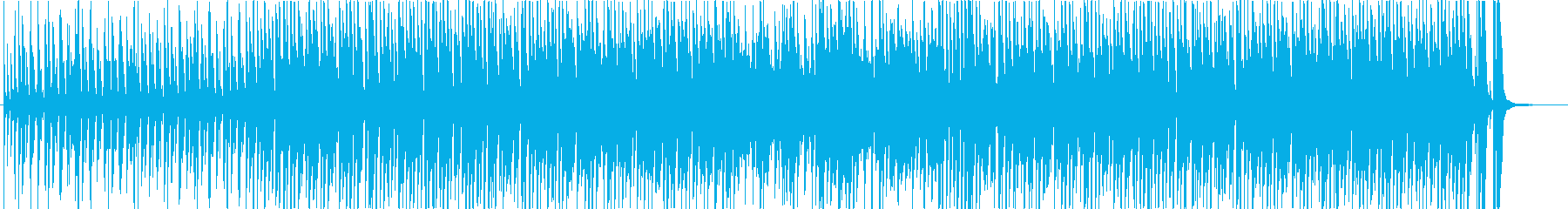 Summertime tropical country resort, no steel bread song's reproduced waveform
