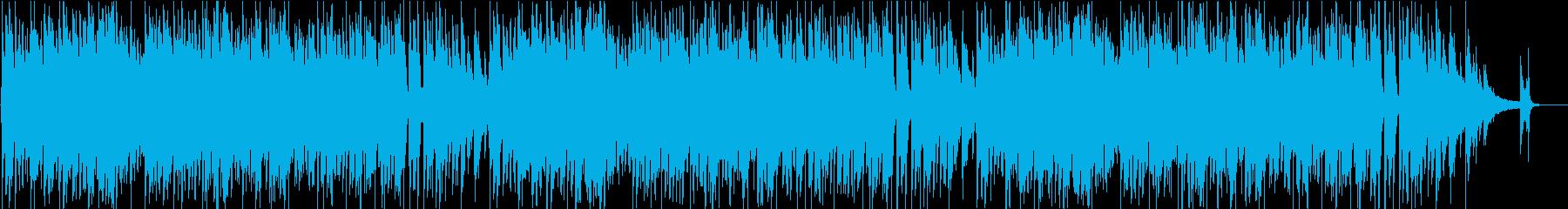 大人の時間を彩るスウィングジャズの再生済みの波形