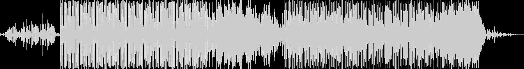 エレクトロニック サスペンス 静か...の未再生の波形