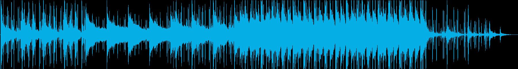 【和風】神秘的なlofi hiphop②の再生済みの波形