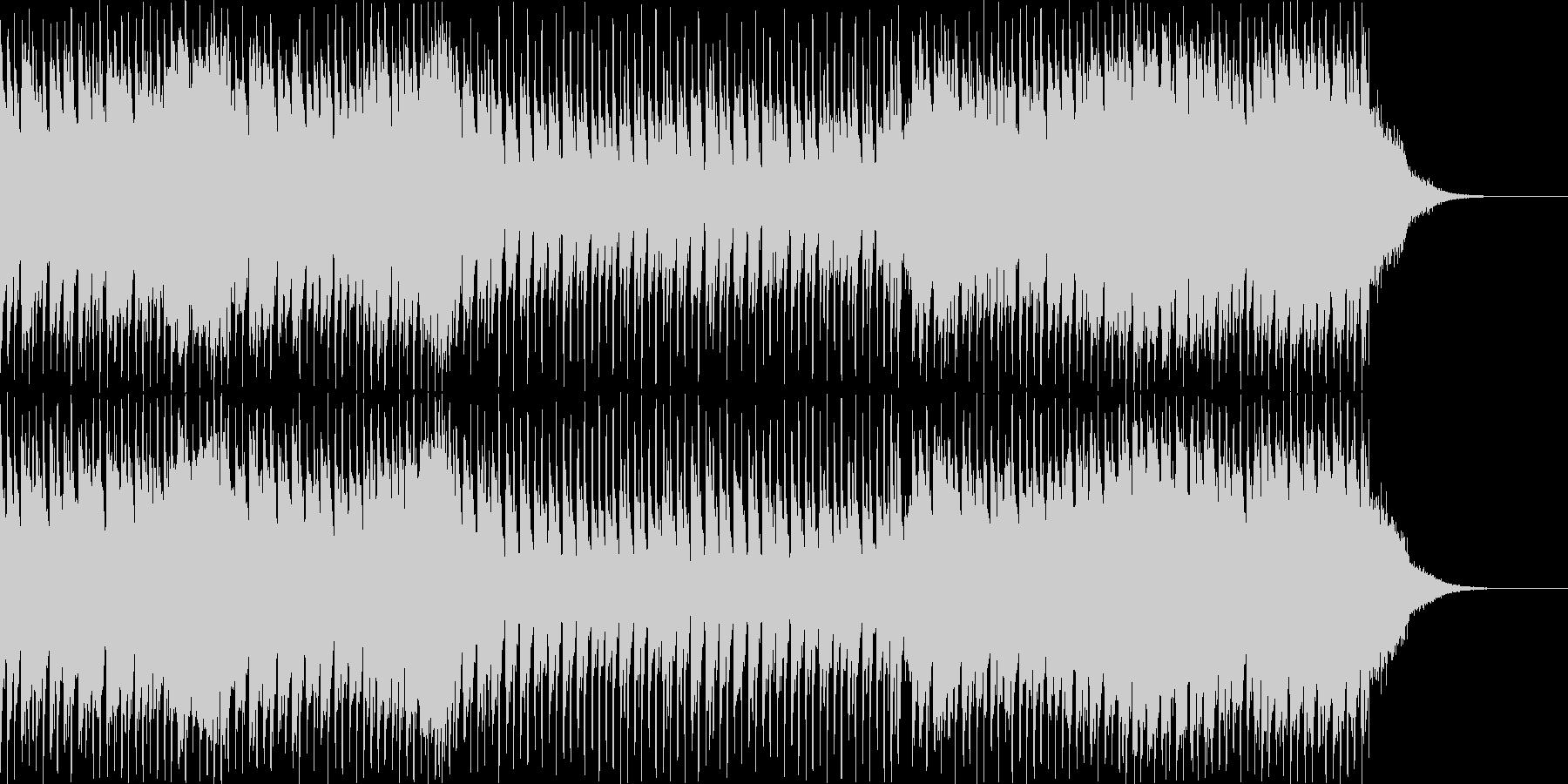 CM50秒サイズ avex系ダンス曲の未再生の波形