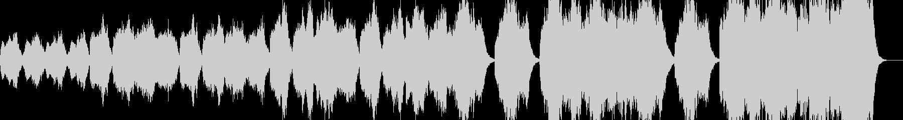 RPG 暗い森・深い森・森の番人の未再生の波形