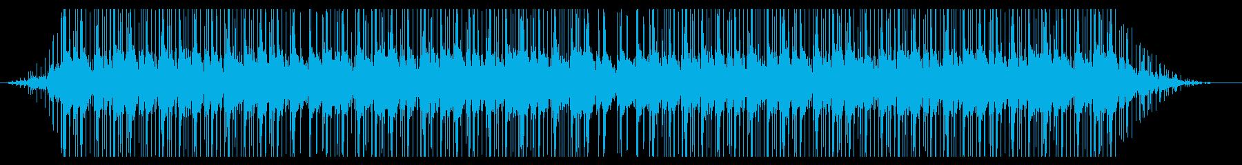 Lofi Hiphop 勉強用 Eピアノの再生済みの波形