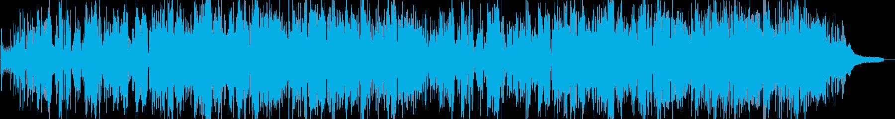 【生演奏】フルートで奏でる爽快感!の再生済みの波形
