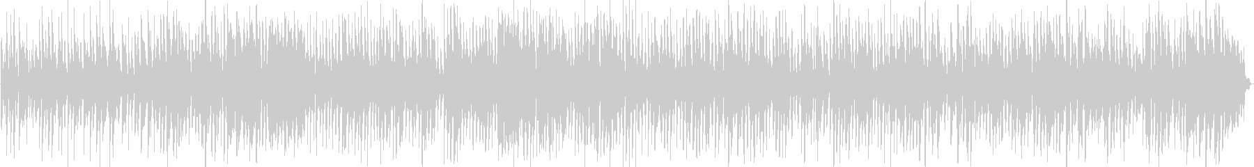 トロンボーンソロ、オールドジャズの未再生の波形