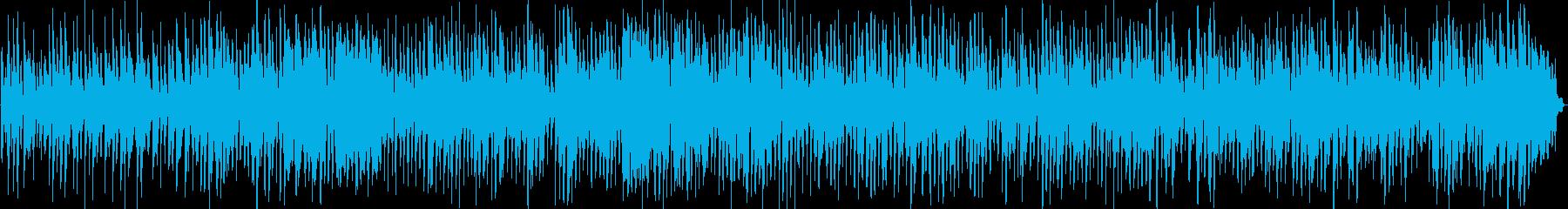 トロンボーンソロ、オールドジャズの再生済みの波形