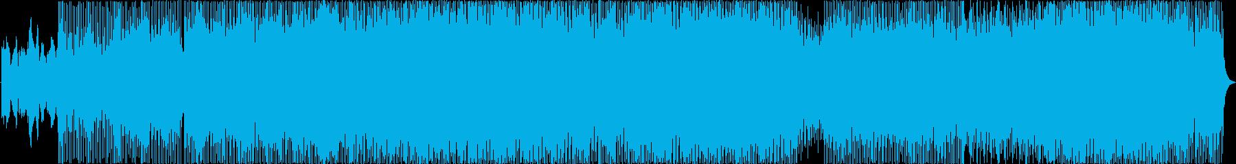 プログレッシブ。エレクトロ。夢。の再生済みの波形