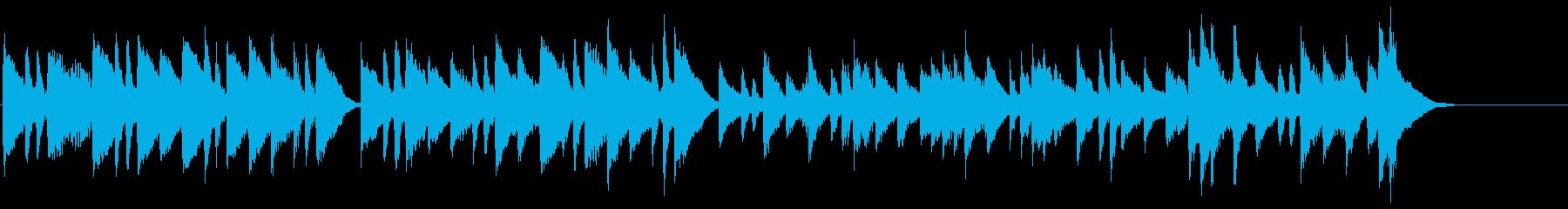 交響曲第7番 第2楽章(ベートーヴェン)の再生済みの波形