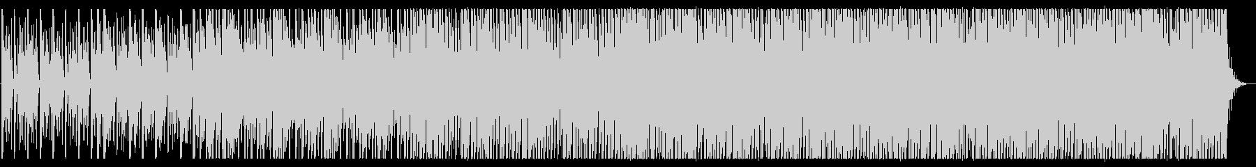 おもちゃ箱のようなBGM_No580_2の未再生の波形