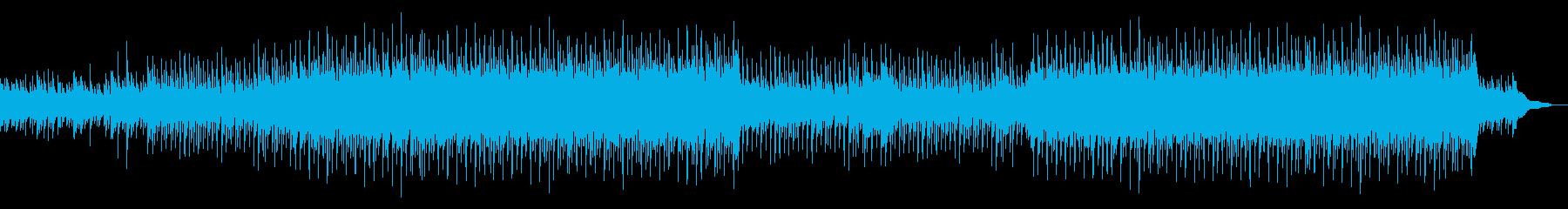 企業VP1-1/爽やか/ピアノ/結婚式の再生済みの波形