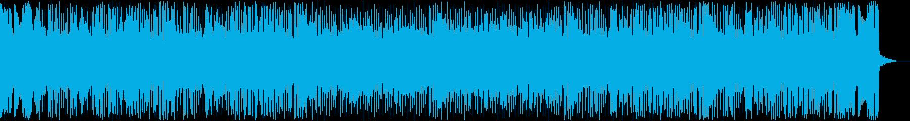 ファンキー・ノリノリ・パーティー・元気の再生済みの波形