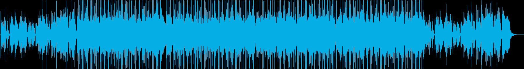 アコギが印象的なさわやかなポップスの再生済みの波形