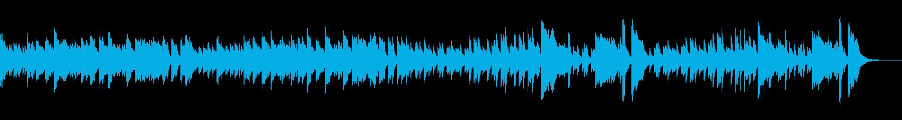 ピアノ練習曲/ブルグミュラー無邪気の再生済みの波形