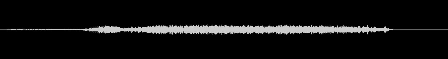 ホイッスルティーケトル-キッチンの未再生の波形