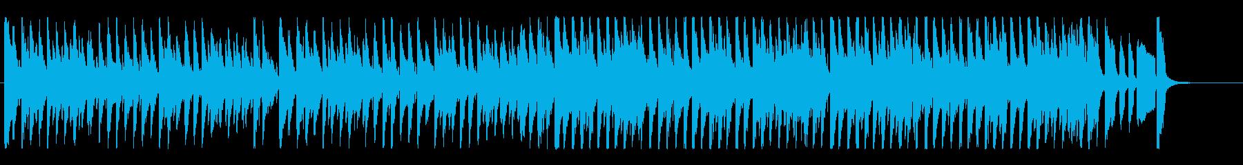アコースティックメインの楽しいポップ!の再生済みの波形