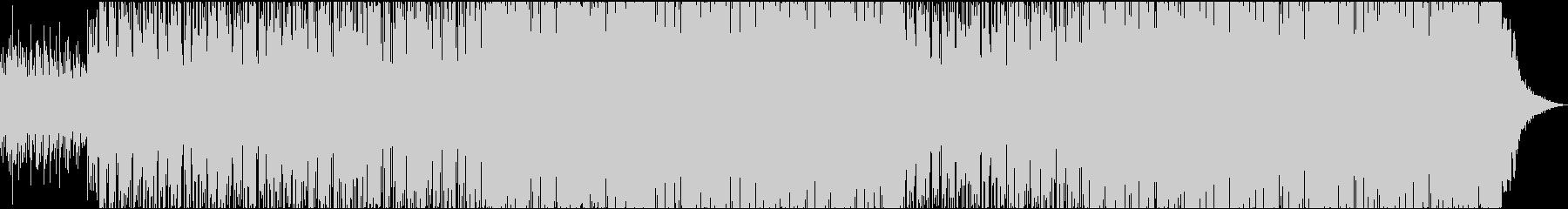 Chill & Downtempoの未再生の波形