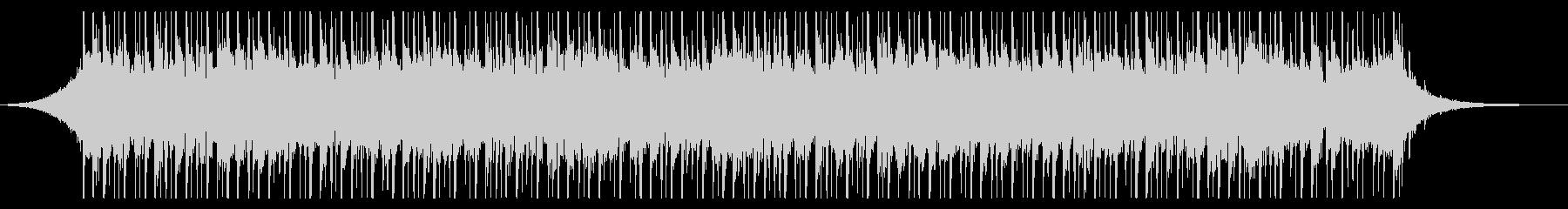 ビルドアップ(40秒)の未再生の波形