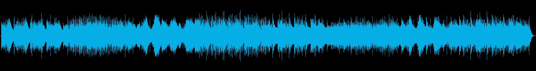マリンバとダークパッドをフィーチャ...の再生済みの波形