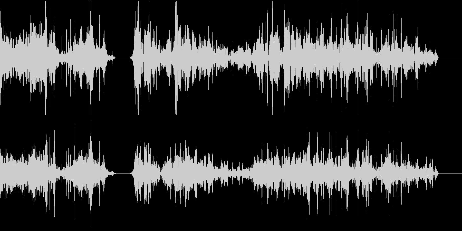 TVFX POPなザッピング音 2の未再生の波形
