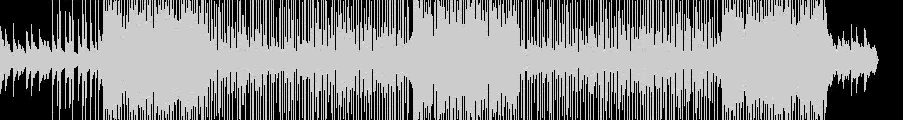 --ピアノ--エモいバラードTRAPの未再生の波形