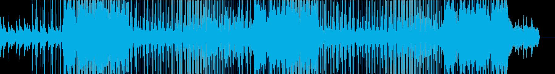--ピアノ--エモいバラードTRAPの再生済みの波形