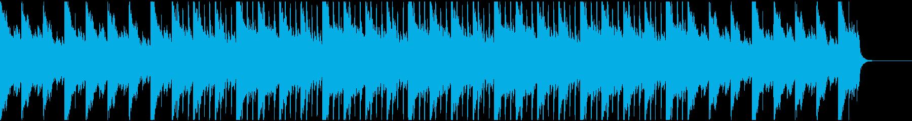 爽やか、清涼感企業VP風BGM 2の再生済みの波形