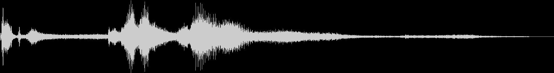 1938ジェンセンデュアルカウル:...の未再生の波形
