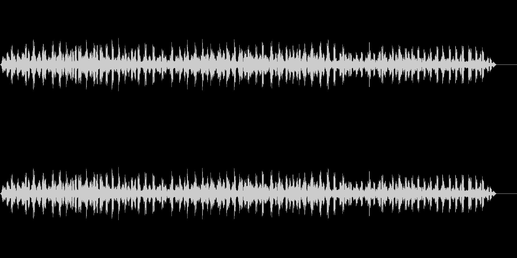 セミクリケット-昆虫3の未再生の波形