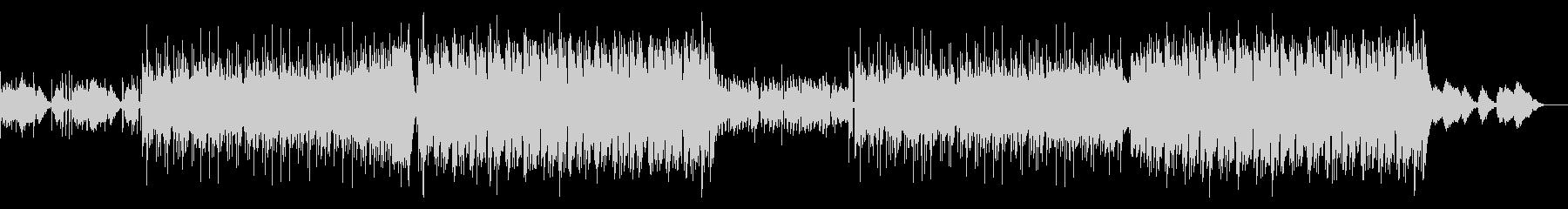 重低音、HIPHOP、オシャレCOOLの未再生の波形