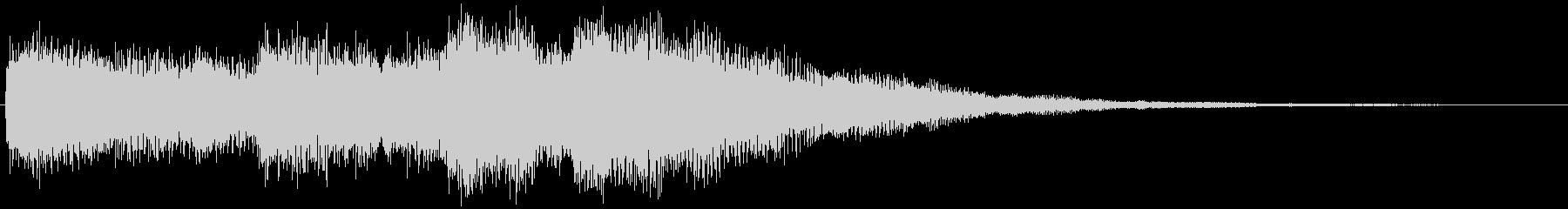 使いやすいアイキャッチの未再生の波形