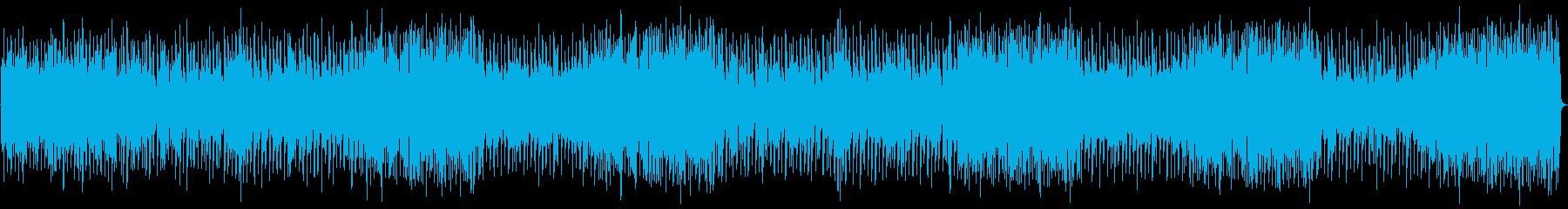 明るくモダンなオリジナルのクリスマ...の再生済みの波形