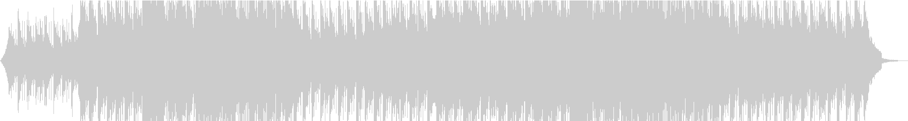 エモーショナル・トロピカルなコーポレートの未再生の波形