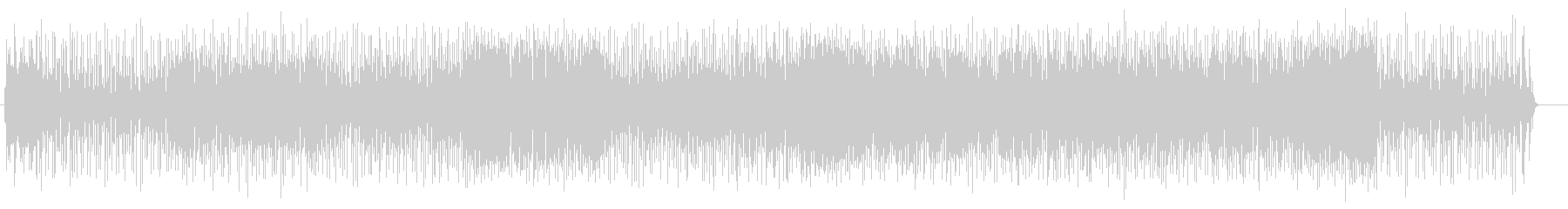 Game BGM comical electronic sound sound's unreproduced waveform