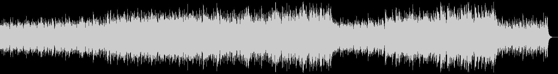 ケルト風ポップオーケストラの未再生の波形