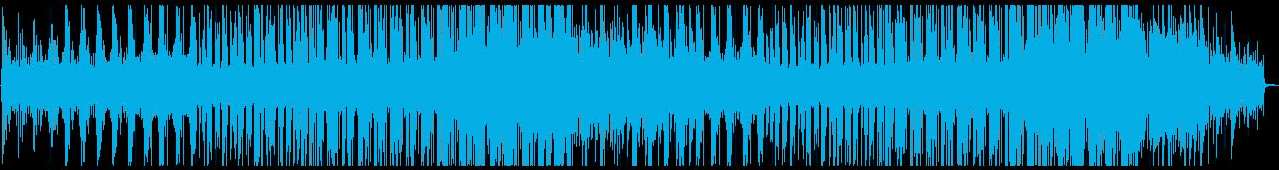 ディスコ ダンス 淡々 テクノロジ...の再生済みの波形