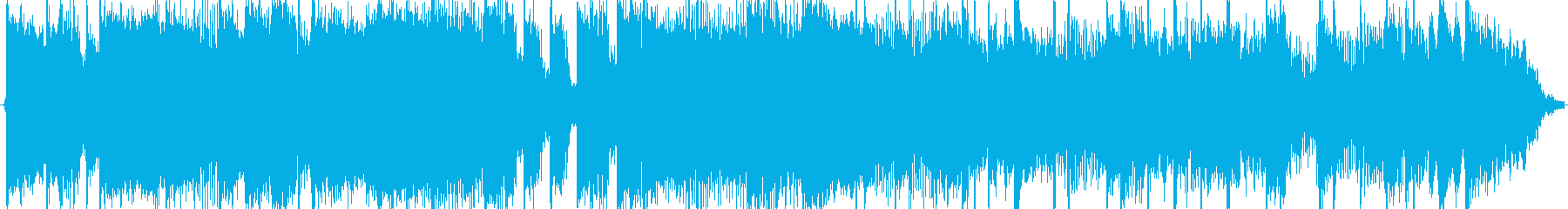 It is a Funky appearance system jingle.'s reproduced waveform