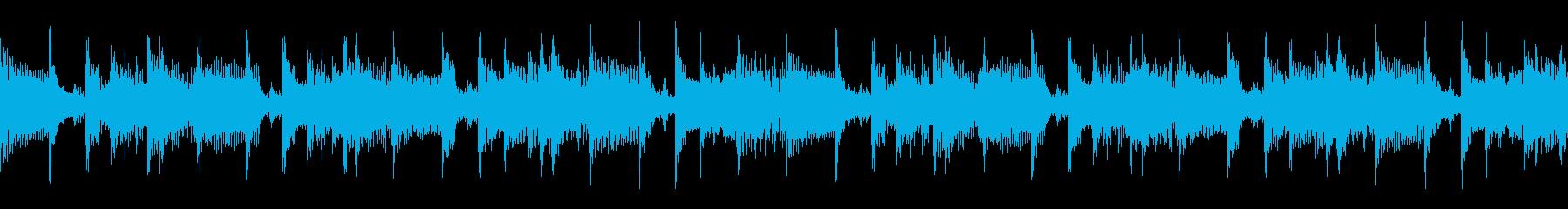 キャッチーなメロディーと少しのシン...の再生済みの波形