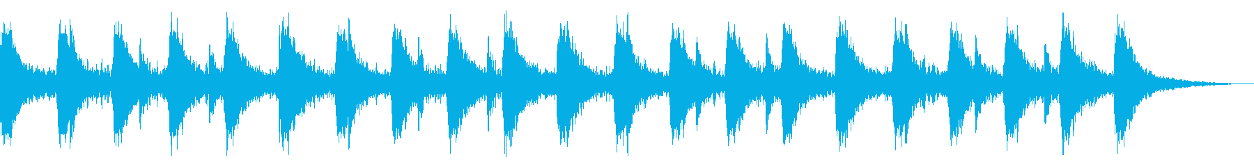 TikTok ホラー!の再生済みの波形