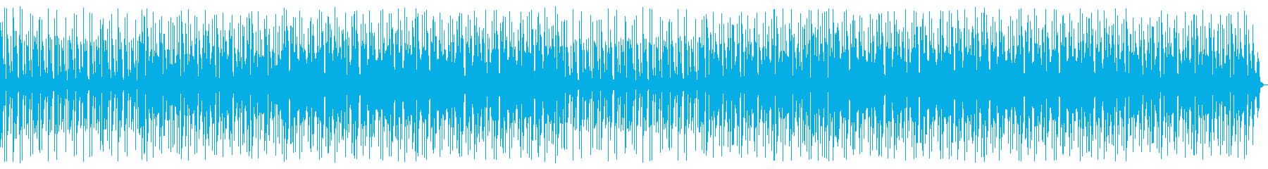 Digital. graphic. Techno_3's reproduced waveform