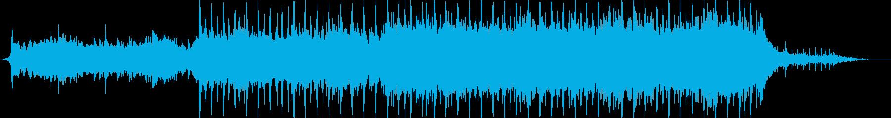 現代の交響曲 感情的 バラード ワ...の再生済みの波形