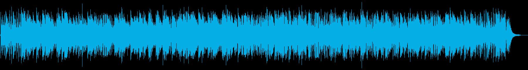 ピアノ・ソナタ第8番第2楽章Jazzの再生済みの波形